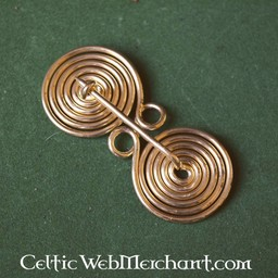 Spiraalvormige brilfibula