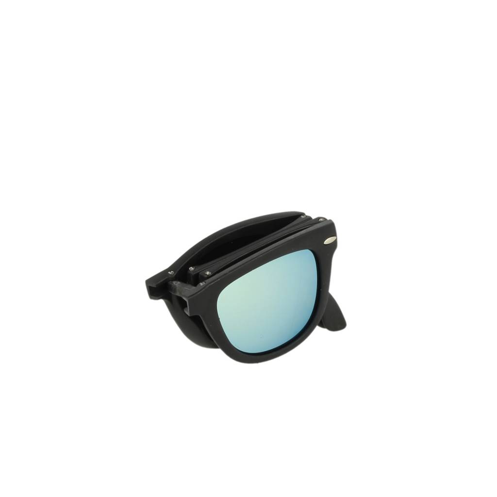 NGRY Foldable Black Gold Mirror Lens