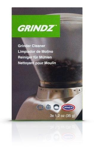 Urnex Koffiemolenreiniger 3x35 gr