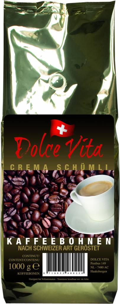 Dolce Vita Crema Schumli bonen 1 kg. vanaf € 7.64