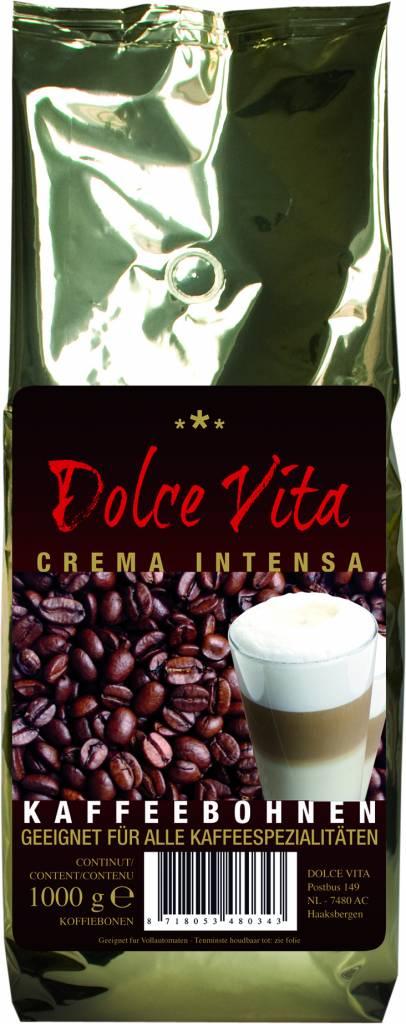 Dolce Vita Crema Intensa bonen 1 kg. Vanaf € 7.64