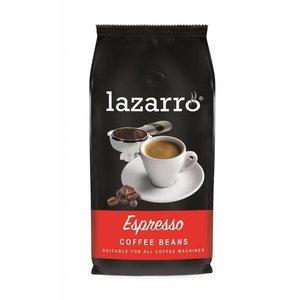 Lazarro Espresso bonen 1 kg.