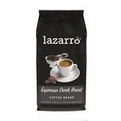 Lazarro Espresso Dark Roast bonen 1 kg. vanaf € 5.99