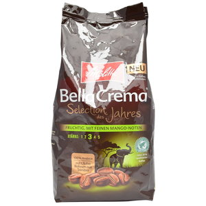 Melitta Bellacrema Selection bonen 1 kg.