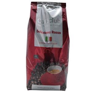 Caféclub Selezione Rosso bonen 1 kg.