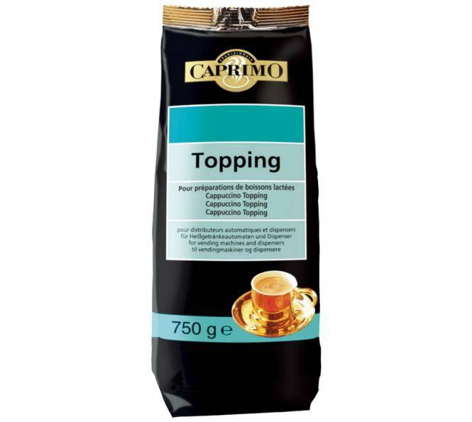 Caprimo Topping 750 gr vanaf € 5.41