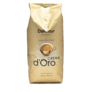 Dallmayr Crema d'Oro bonen 1 kg.