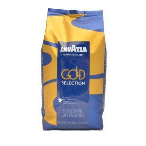 Lavazza Gold Selection Espresso Blue bonen 1 kg.
