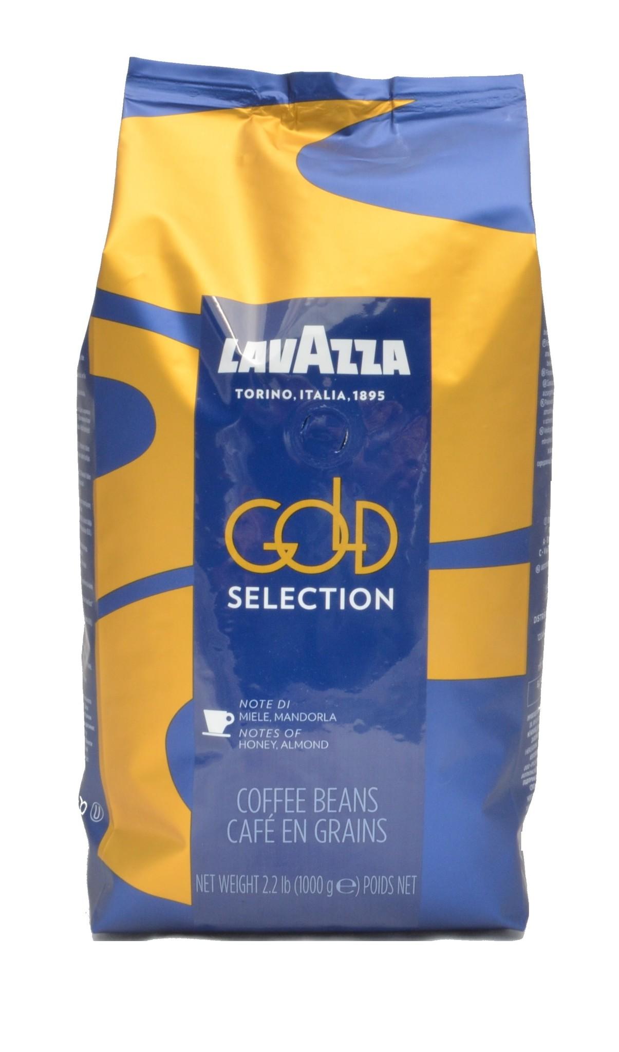 Lavazza Gold Selection Espresso Blue Bohnen 1 kg ab € 14.95