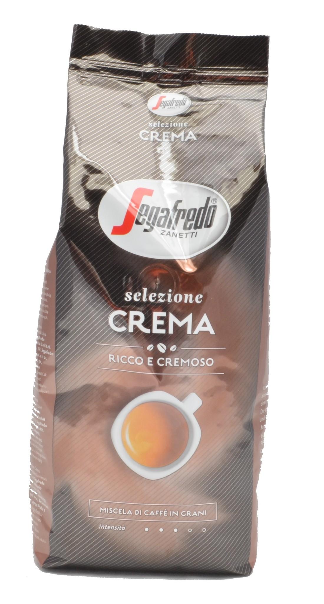 Segafredo Selezione crema bonen 1 kg. vanaf € 9.00