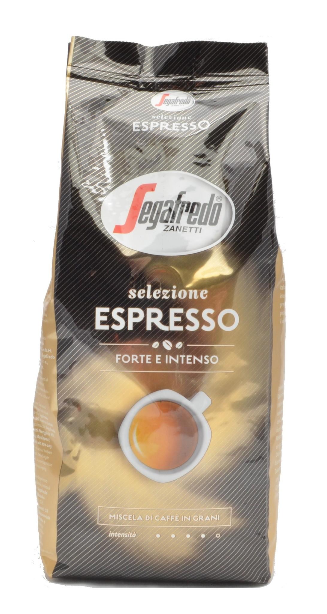 Segafredo Selezione Espresso bonen 1 kg. vanaf € 8.50