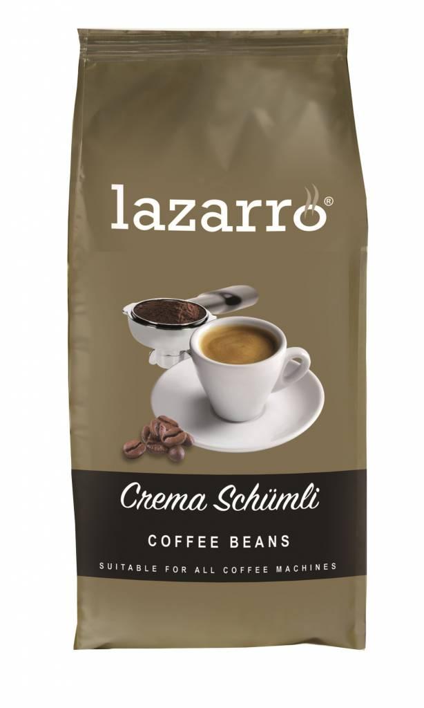 Lazarro Crema Schumli Bohnen 1 kg ab € 6,26