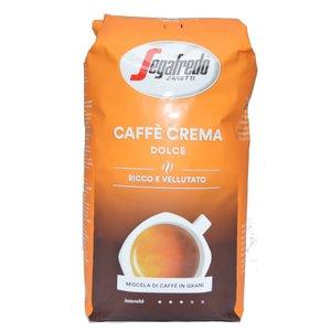 Segafredo Dolce Caffé Crema bonen 1 kg.