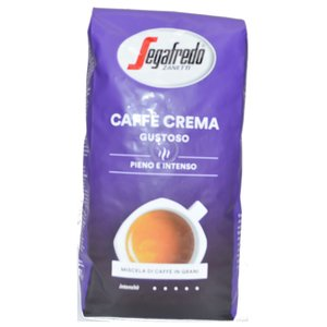 Segafredo Gustoso Caffé Crema bonen 1 kg.