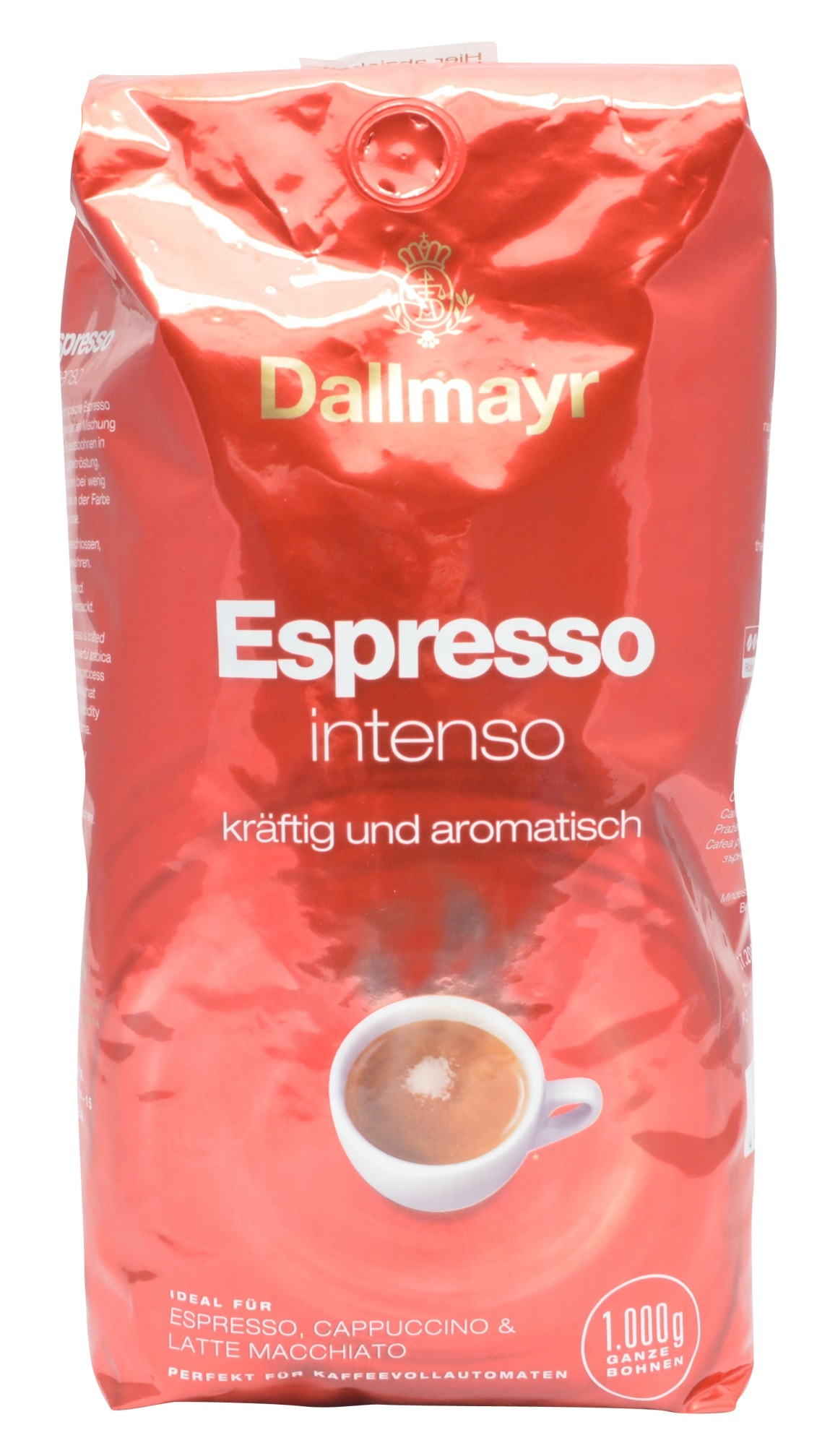 Dallmayr Espresso Intenso bonen 1 kg