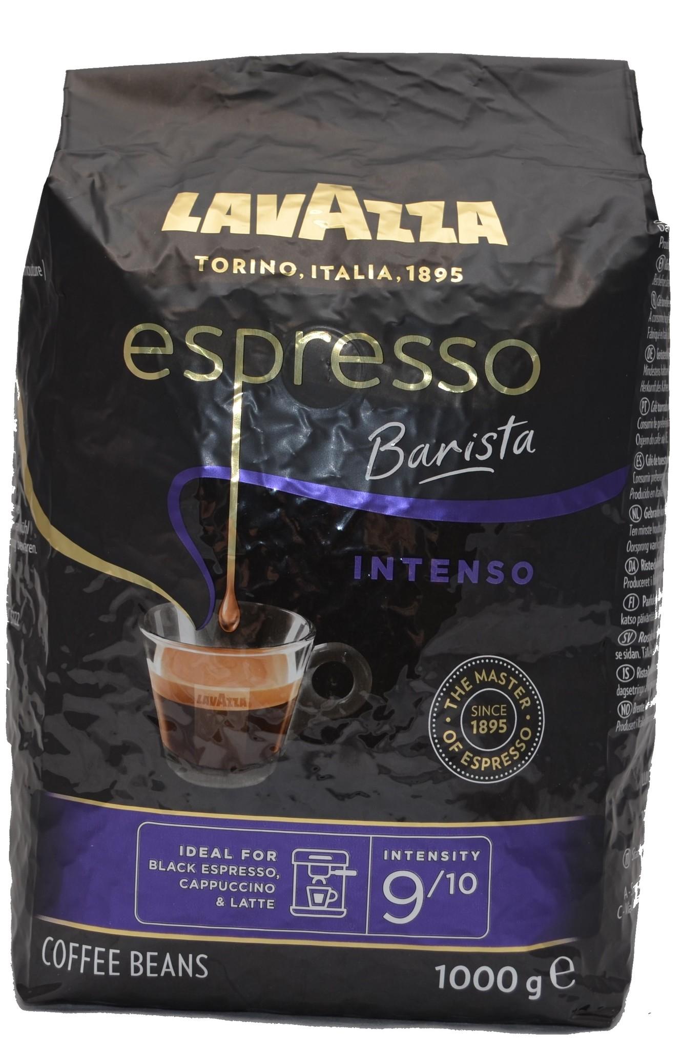 Lavazza Espresso Barista Intenso  bonen 1 kg vanaf € 11.95