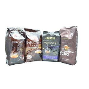 Musterpaket Espresso 4 kg