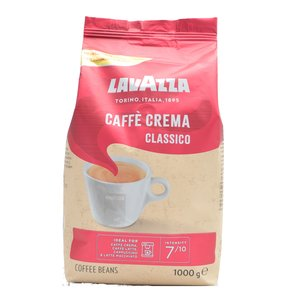 Lavazza Caffé Crema Classico Bohnen 1 kg