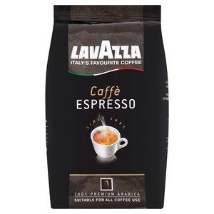 Lavazza Caffe Espresso bonen 1 kg.
