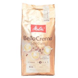 Melitta Bellacrema speciale bonen 1 kg.