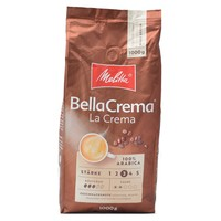 Melitta Bellacrema la crema bonen 1 kg