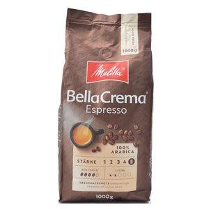 Melitta Bellacrema espresso bonen 1 kg.