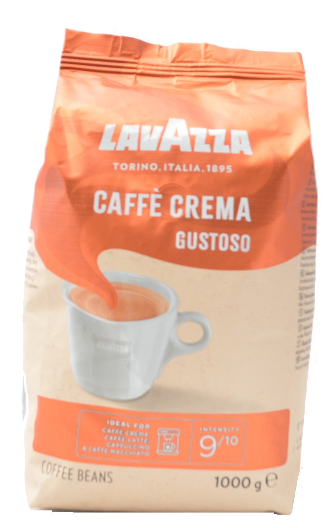 Lavazza Caffé Crema Gustoso bonen 1 kg vanaf € 9.81