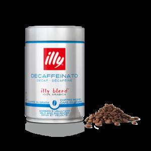 ILLY Espresso Decaf décaféiné bonen 250 gr