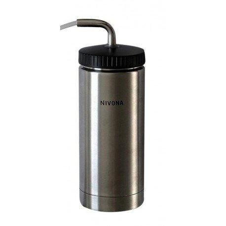 Nivona  Luxe melkbeker RVS .