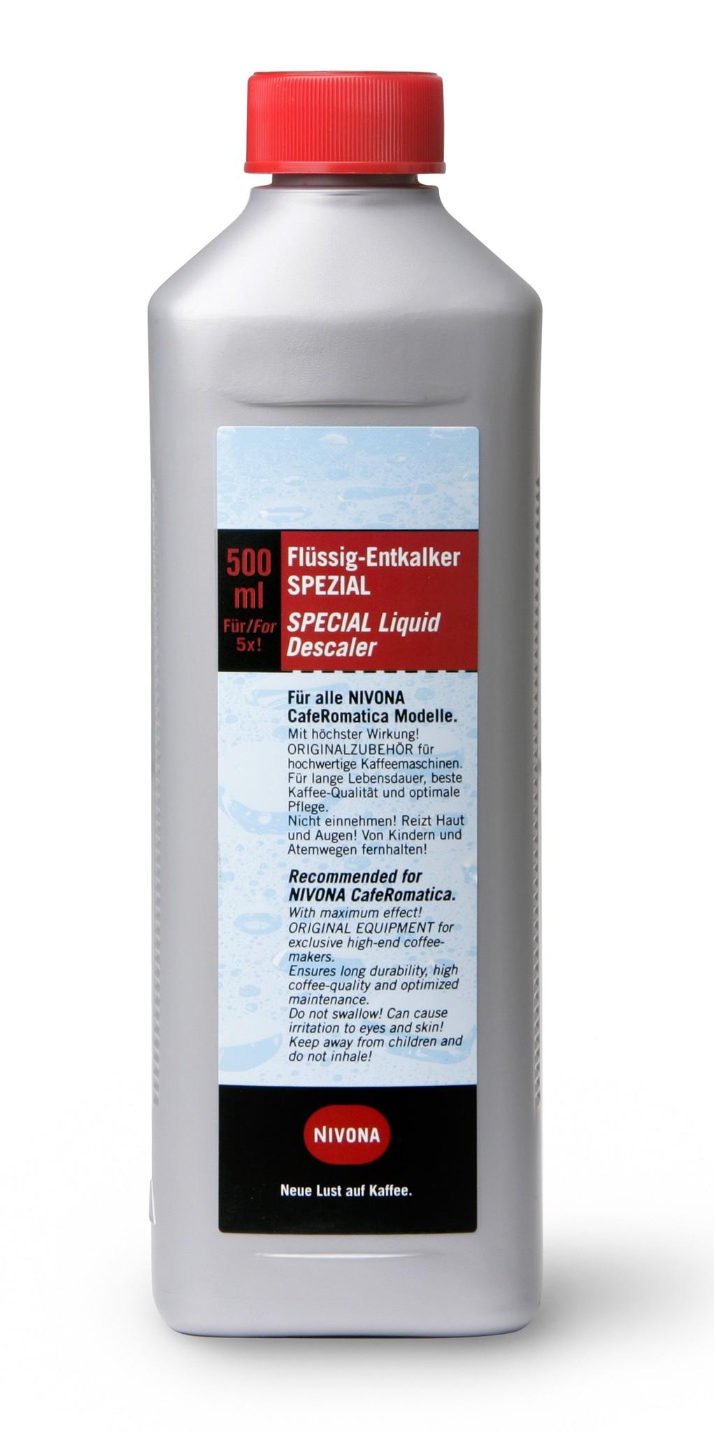 Nivona Nivona flüssiger Entkalker 0,5 Liter