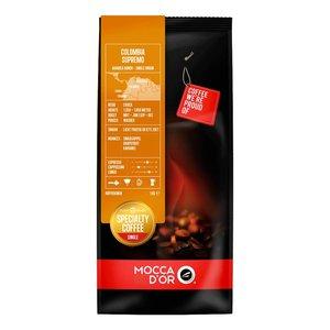 Mocca d'Or Colombia Supremo bonen 1 kg Korte THT