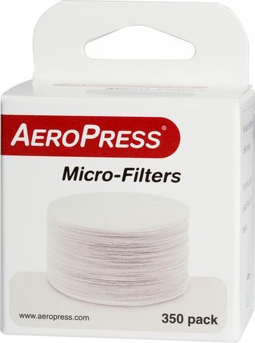Koffiepers  Micro-Filters