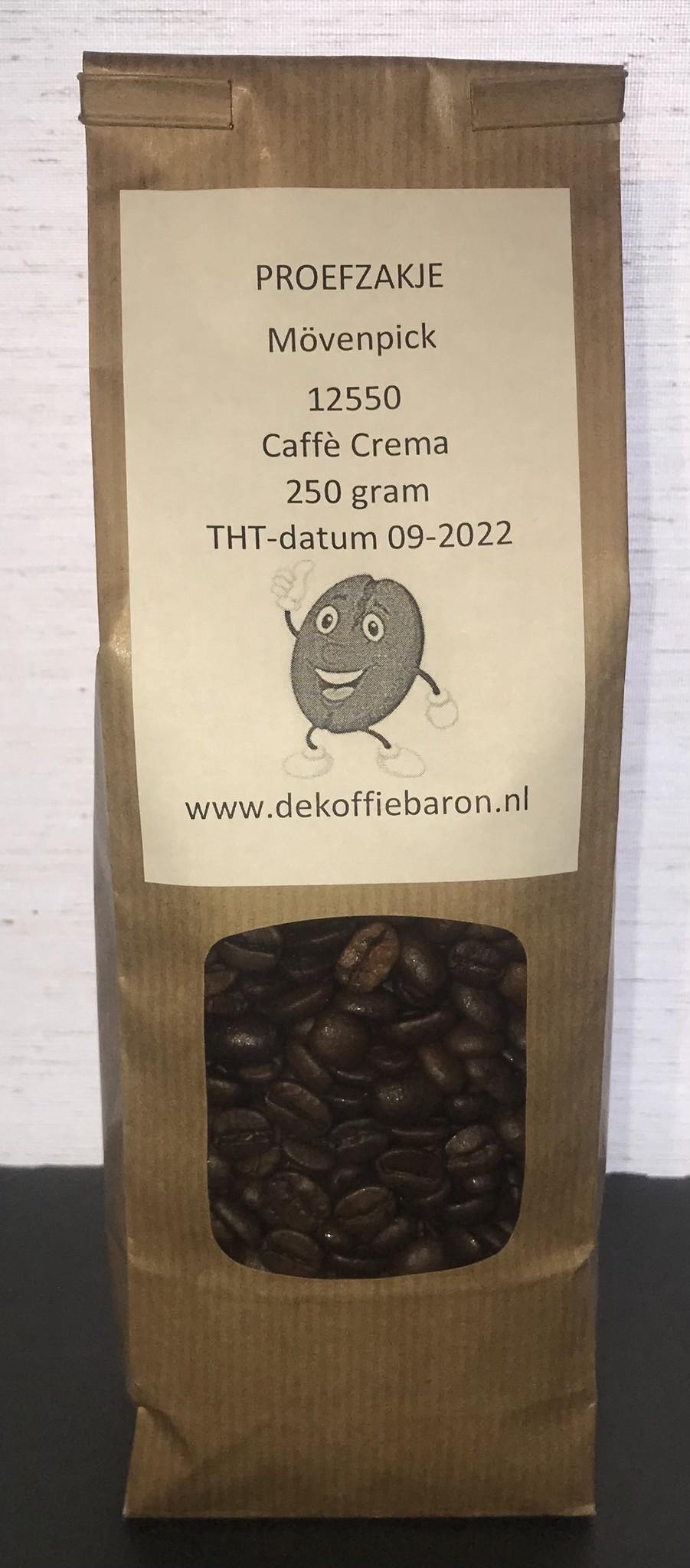 Mövenpick Caffè Crema bonen 1 kg nu vanaf € 8.06