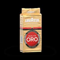 Lavazza Qualita Oro gemahlenen Kaffee