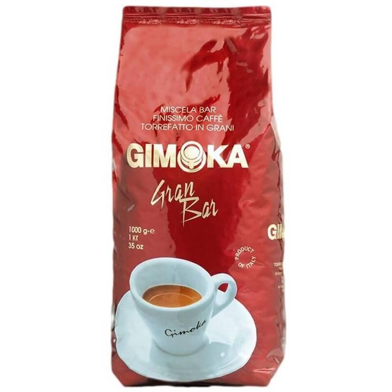 Gimoka  Gran Bar Bohnen 1 kg ab € 5.95