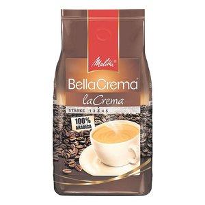Melitta Bellacrema la crema bonen 1 kg.