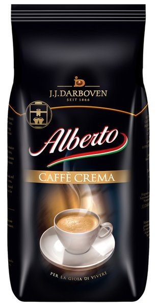 Alberto Caffe crema Bohnen 1 kg ab € 7.52