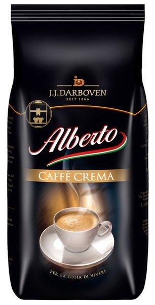 Alberto Caffe crema bonen 1 kg. vanaf € 6.95
