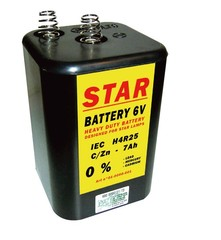 Producten getagd met batterij 4r25