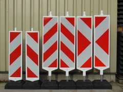 Traffic beacons - Temporary signage
