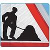 Folding traffic sign 'TRIPAN' - face A31 - WORK IN PROGRESS