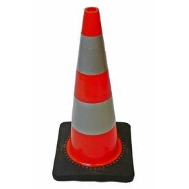 Traffic cone 75 cm PU - soft touch