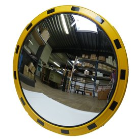 Traffic mirror 'INDUSTRY' (Round) 800 mm