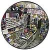 Veiligheidsspiegel - Anti diefstal - Rond 400 & 600 mm, zwarte kader