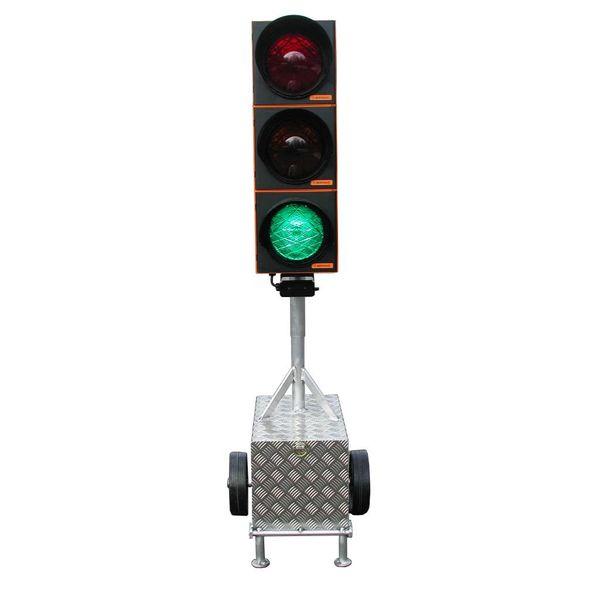 Feu tricolore portable pour chantier MPB 1400