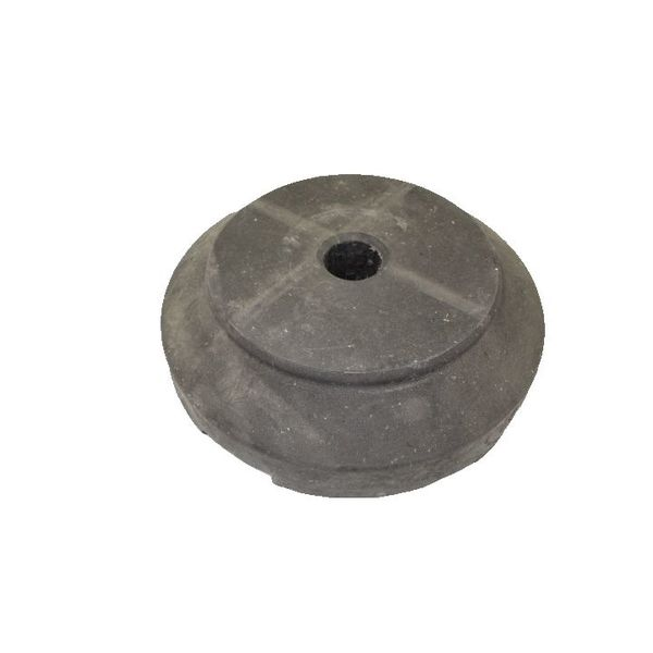 Round temporary fence/traffic sign base 15 KG