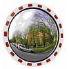 Verkeersspiegel 'TRAFFIC DELUXE' Ø600 mm - rood/wit