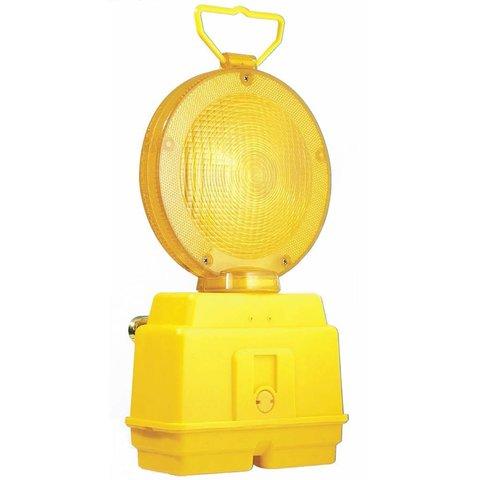 Warning lamp STAR 2000 - yellow