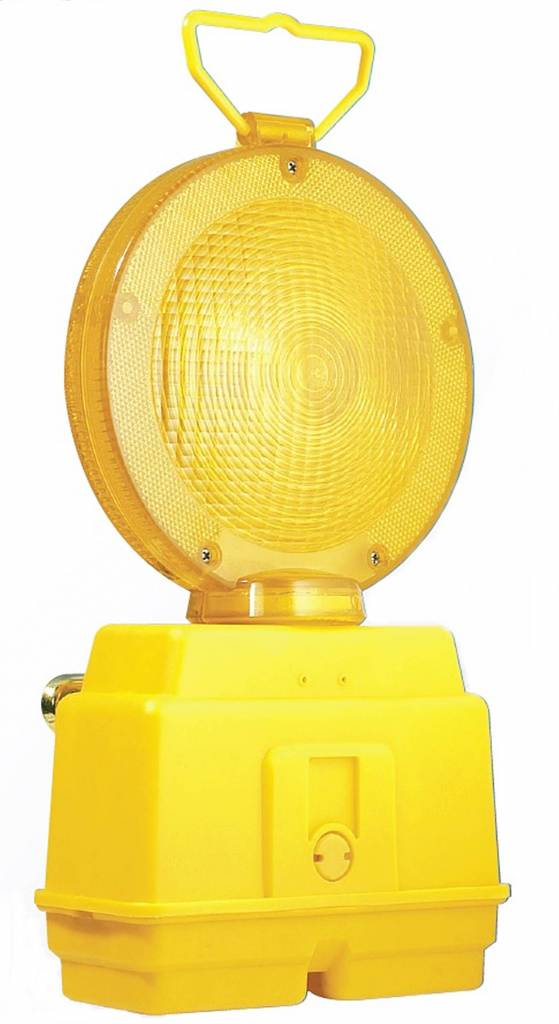 lampe de chantier star 2000 jaune traffic shop. Black Bedroom Furniture Sets. Home Design Ideas
