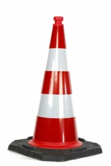 Products tagged with fully reflective traffic cone